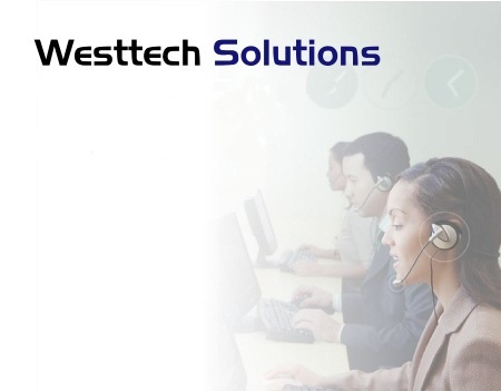 Logo for Westtech solutions